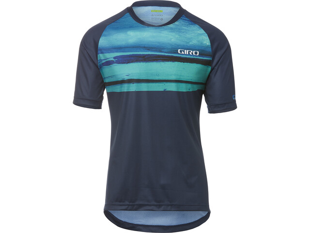 Giro Roust Jersey Herre blue mirage